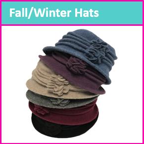 fall winter hats