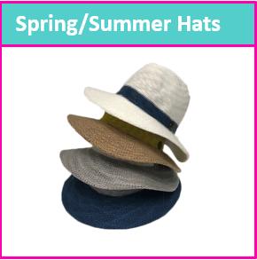 spring summer hats