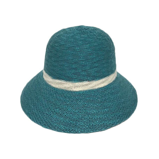 bdb62d7a10fdf 18S-1721: Small Brim Bucket Hat with Stripe | Shihreen Accessories